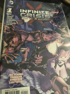 DC Infinite Crisis #1 Mint Hot