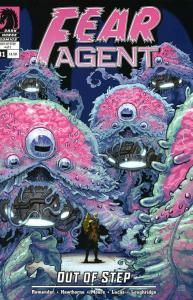 Fear Agent #31 VF/NM; Image | save on shipping - details inside