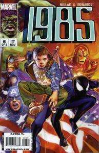 Marvel 1985 #6 VF/NM; Marvel | save on shipping - details inside