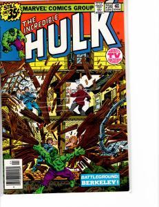 Incredible Hulk ( 1968 ) 234 Very Fine+ (8.5)