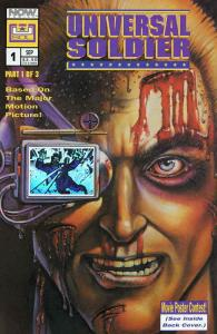 Universal Soldier (Now) #1DM VG; Now | low grade comic - save on shipping - deta