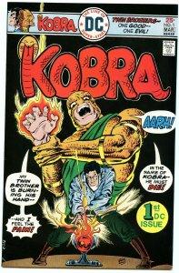 Kobra 1 Mar 1976 NM- (9.2)