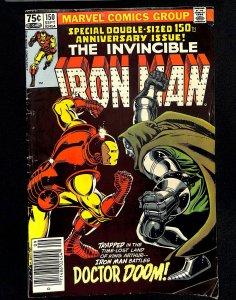 Iron Man #150 Doctor Doom!