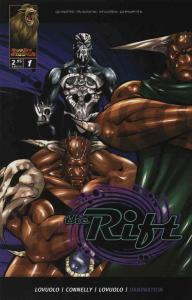 Rift, The #1 VF/NM; Roaring | save on shipping - details inside