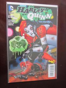 Harley Quinn (2013) #10B - NM/MT - 2014 - 1:25 Variant
