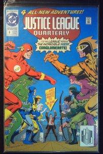 Justice League Quarterly #8 (1992)
