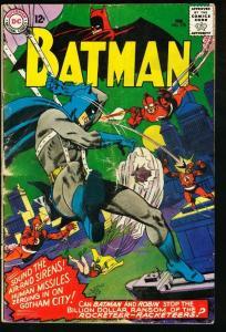 BATMAN #178-1966-DC-good G