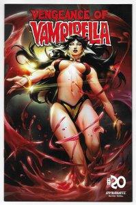 Vengeance Of Vampirella #20 Cvr C Segovia (Dynamite, 2021) NM