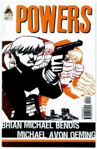 Powers #20 Brian Michael Bendis (Marvel, 2006) VF