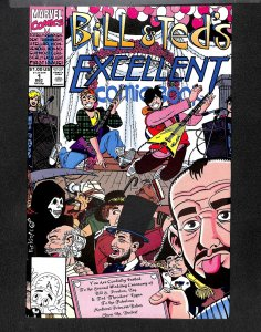 Bill & Ted's Excellent Comic Book #1 (1991)