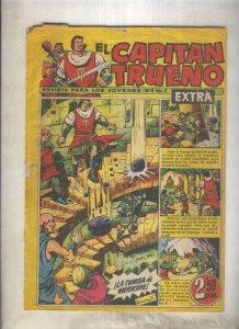 El Capitan Trueno extra numero 008 (aviejado)