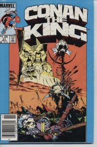 Conan the King #31 (1985)
