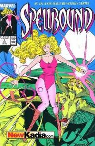 Spellbound (1988 series) #1, NM (Stock photo)