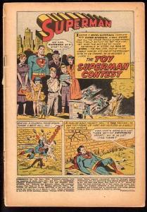 SUPERMAN #100-D.C. COMICS-LOIS LANE-BARGAIN COPY P
