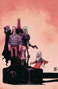 Black Hammer: Age of Doom #1A VF/NM; Dark Horse | save on shipping - details ins