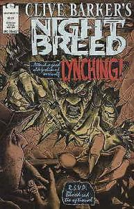 Night Breed (Clive Barker's…) #19 VF/NM; Epic | save on shipping - details insid