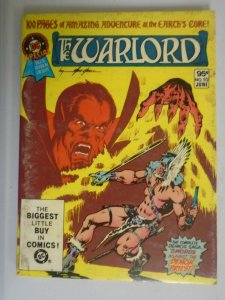 DC Special Blue Ribbon Digest #10 Warlord 6.0 FN (1981)