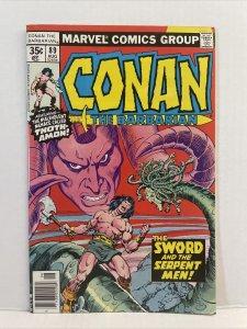 Conan The Barbarian #89
