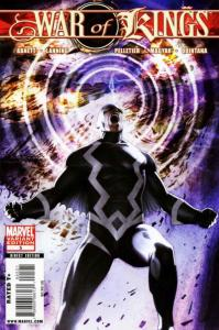 War of Kings #5A VF/NM; Marvel | save on shipping - details inside