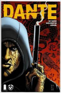 Dante #1 (Image, 2017) NM