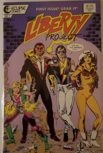 The Liberty Project #1 (1987)