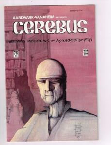 Cerebus The Aardvark # 76 NM Aardvark-Vanaheim Comic Book Dave Sim 1st Print S10