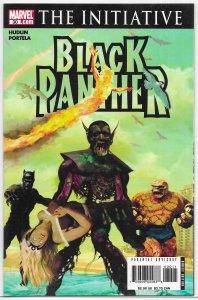 Black Panther   vol. 4   #30 VF (Initiative)