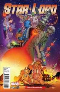 Star-Lord (Marvel, 2nd Series) #6A VF/NM; Marvel | save on shipping - details in