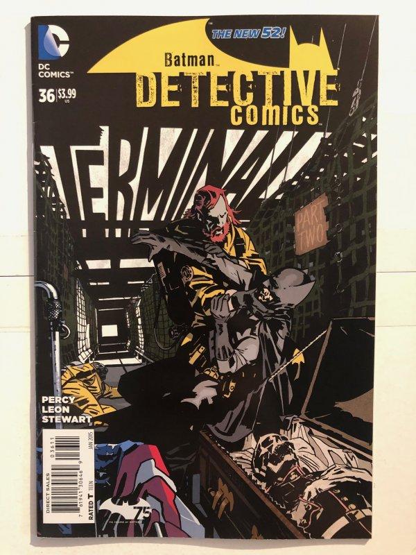 Detective Comics #36 (2011) - New 52
