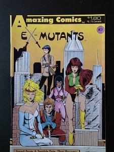 Ex-Mutants #3 (1987)