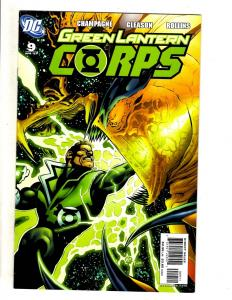 11 Green Lantern Corps DC Comic Books # 9 14 16 19 20 21 22 24 25 26 27  MF20