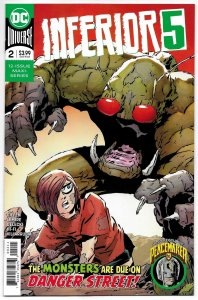 Inferior Five #2 Peacemaker (DC, 2019) NM
