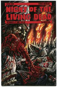 NIGHT of the LIVING DEAD Aftermath #2, NM, Gore, 2012, more NOTLD in store