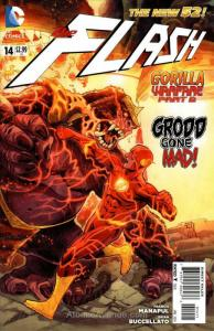 Flash, The (4th Series) #14 VF/NM; DC | save on shipping - details inside