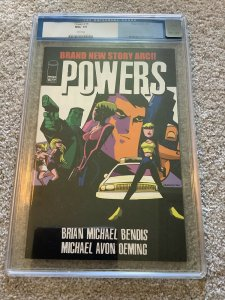 Powers #15 CGC 9.6 Image Comics 1st Series vol. 1 (2000 - 2004)