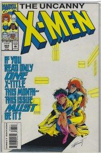 The Uncanny X-Men #303 (1993)