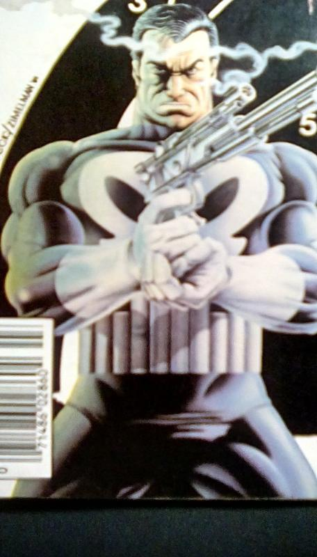 The Punisher #3 Limited Series 1986 MARVEL COMICS GROUP In GD+ 2.5 CONDITION