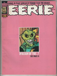 Eerie Magazine #75 (Jun-76) VF/NM High-Grade