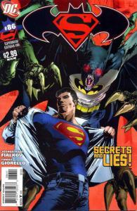 Superman/Batman #86 VF/NM; DC   save on shipping - details inside
