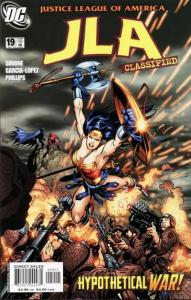 JLA: Classified #19, VF (Stock photo)