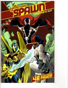 The Adventures Of Spawn Director's Cut Image Comic Book NM 1st Print J200