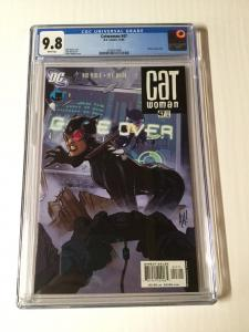 Catwoman 47 Cgc 9.8 White Pages Adam Hughes Cover AH!