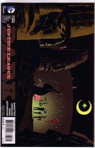 Justice League Dark   vol. 1   # 37B VF (New 52)