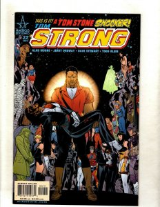 Lot of 10 Tom Strong America's Best Comics #22 23 24 25 26 27 28 29 30 35 J342