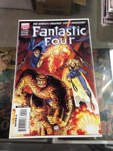 Fantastic Four 551 NM 1:15 Arthur Adams Variant
