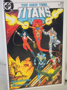 The New Teen Titans1 and 2 VF/N  condition.  Unread. 1984.