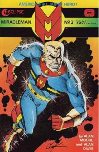 Miracleman #3 VF; Eclipse | save on shipping - details inside