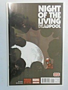Night of the Living Deadpool #1 8.0 VF (2014)