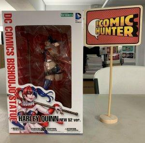 Kotobukiya DC Comics Bishoujo Harley Quinn New 52 Ver. Statue