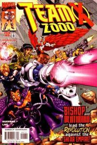 Team X 2000 #1, NM- (Stock photo)